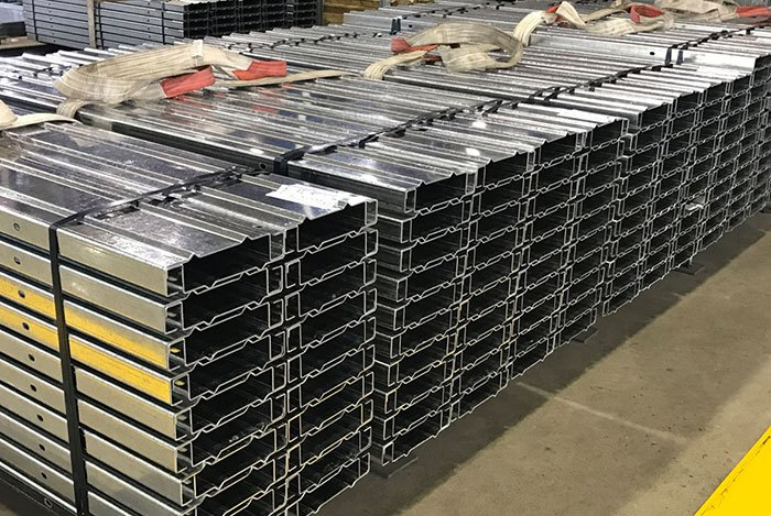 Autostacker's Parking Lift Galvanized Platform Sections