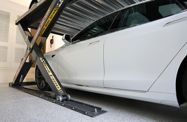 Autostacker Makes Valet Easy