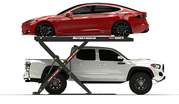 Car Storage Lift