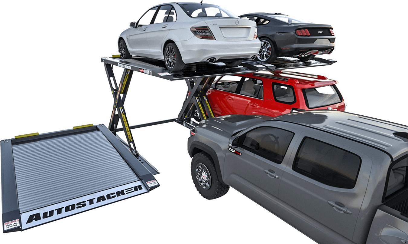 Vehicle Storage And Car Parking Lift Solutions
