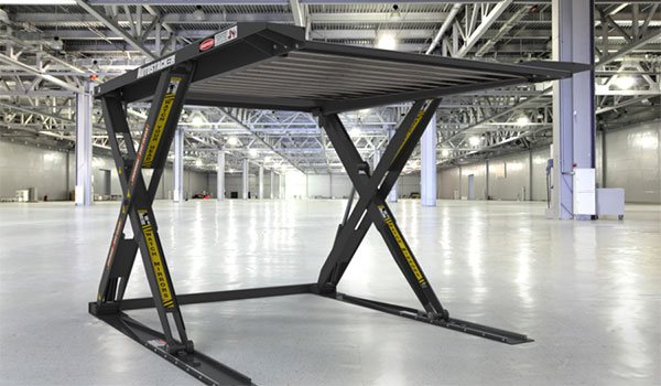 Weatherproof Parking Lift